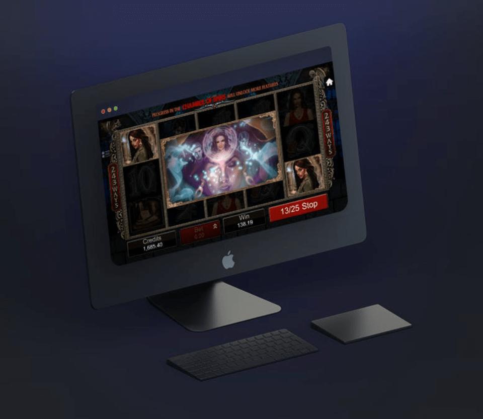 Immortal Romance on mac