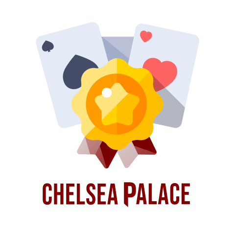 chelsea palace with blackjack cards