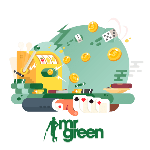 mr green casino online slots