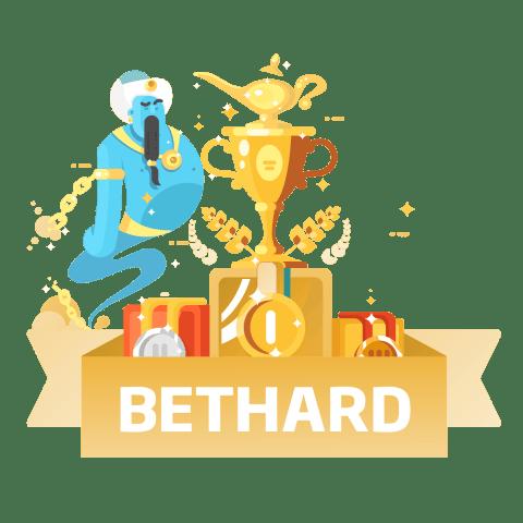bethard casino review by gamblegenie